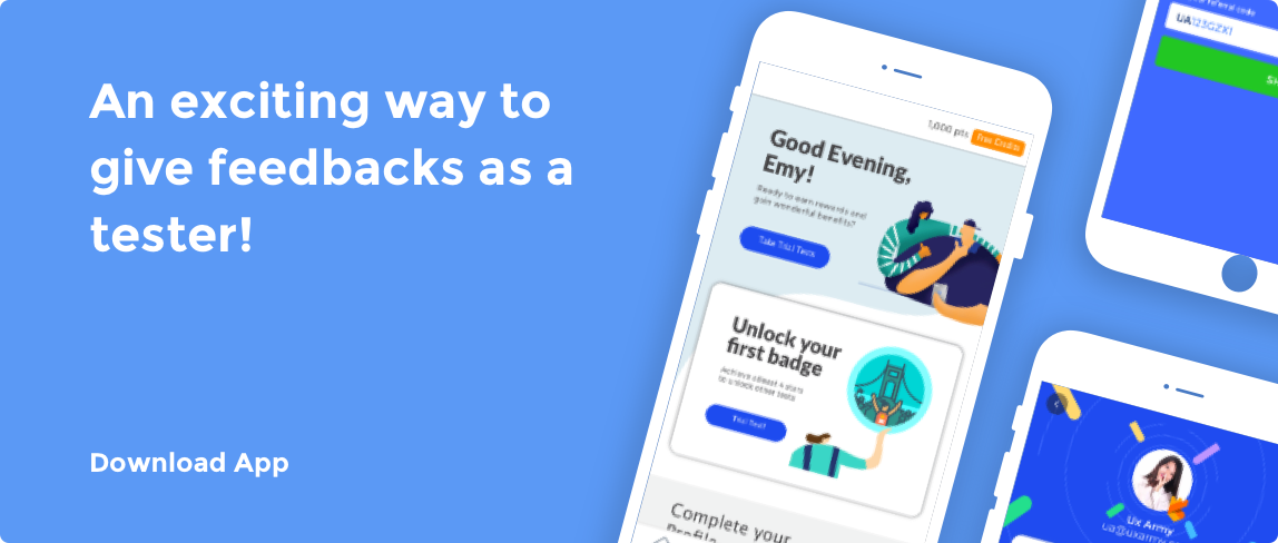 An exciting way to give feedbacks as a testers!